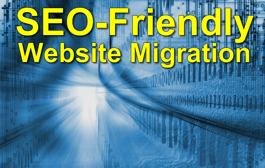 SEO-friendly website migration